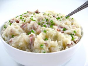 Skinny Mash Potatoes
