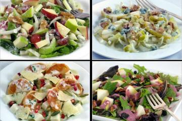 4 Salad Recipes for Fall