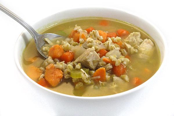 turkey,-barley-squash-soup