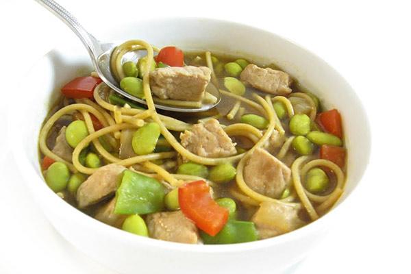 pork-and-edamame-soup