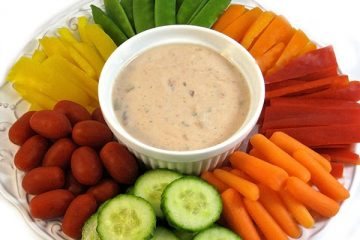 veggie-and-dip