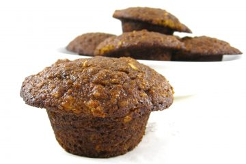 pumpkin bran muffin - photo v1