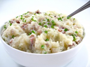 Low Fat Mashed Potatoes Recipes - Skinny Kitchen