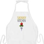 Skinny Kitchen BBQ Apron