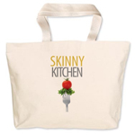 Skinny Kitchen Grocery Tote