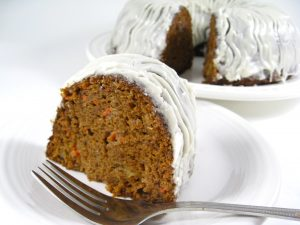 Nostalgic and Decadent Carrot Cake Made Skinny Recipe with Weight Watchers Points