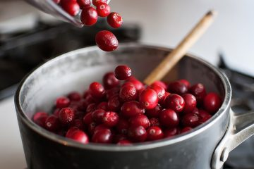 Homemade Cranberry Recipes - Skinny Kitchen