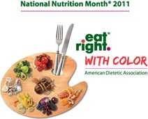 national nutriion month photo