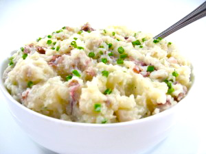 Terrific, Skinny Mashed Potato Recipes and a Yummy Low Calorie Gravy ...