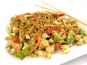 Fabulous and Skinny, Shanghai Chicken Salad with Weight Watchers ...