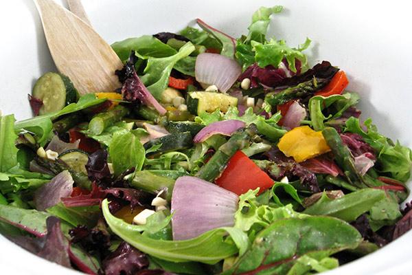 roasted-vegetable-salad