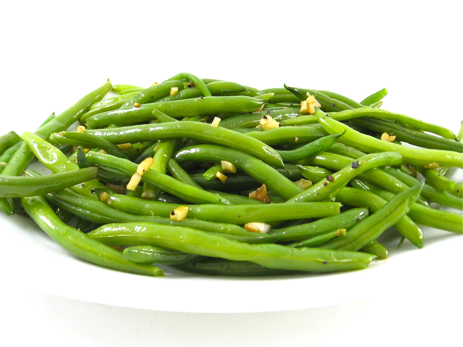 Garlicky Green Beans Recipes Dishmaps