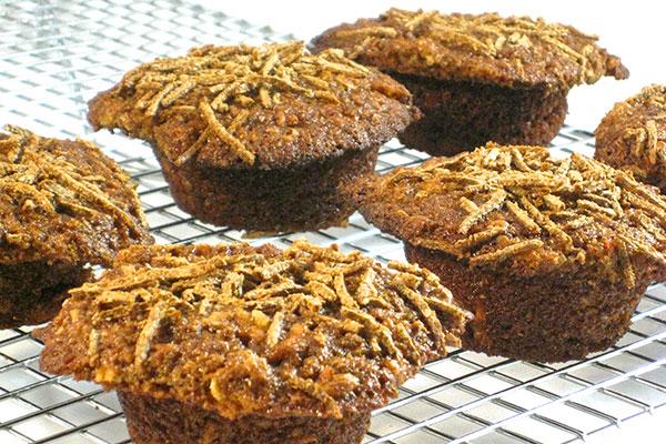 carrot-bran-muffins