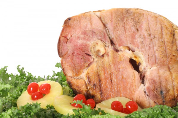 Skinny Honey Baked Ham With Weight Watchers Points Skinny Kitchen