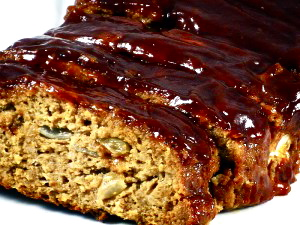 Meatloaf With Homemade Barbecue Sauce Recipes — Dishmaps