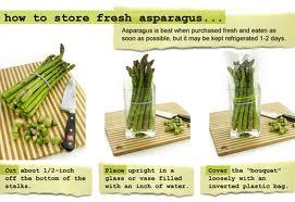 storing asparagus photo 1