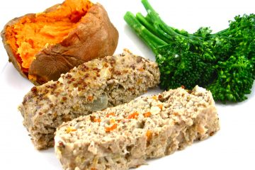 Turkey Apple Meat Loaf photo