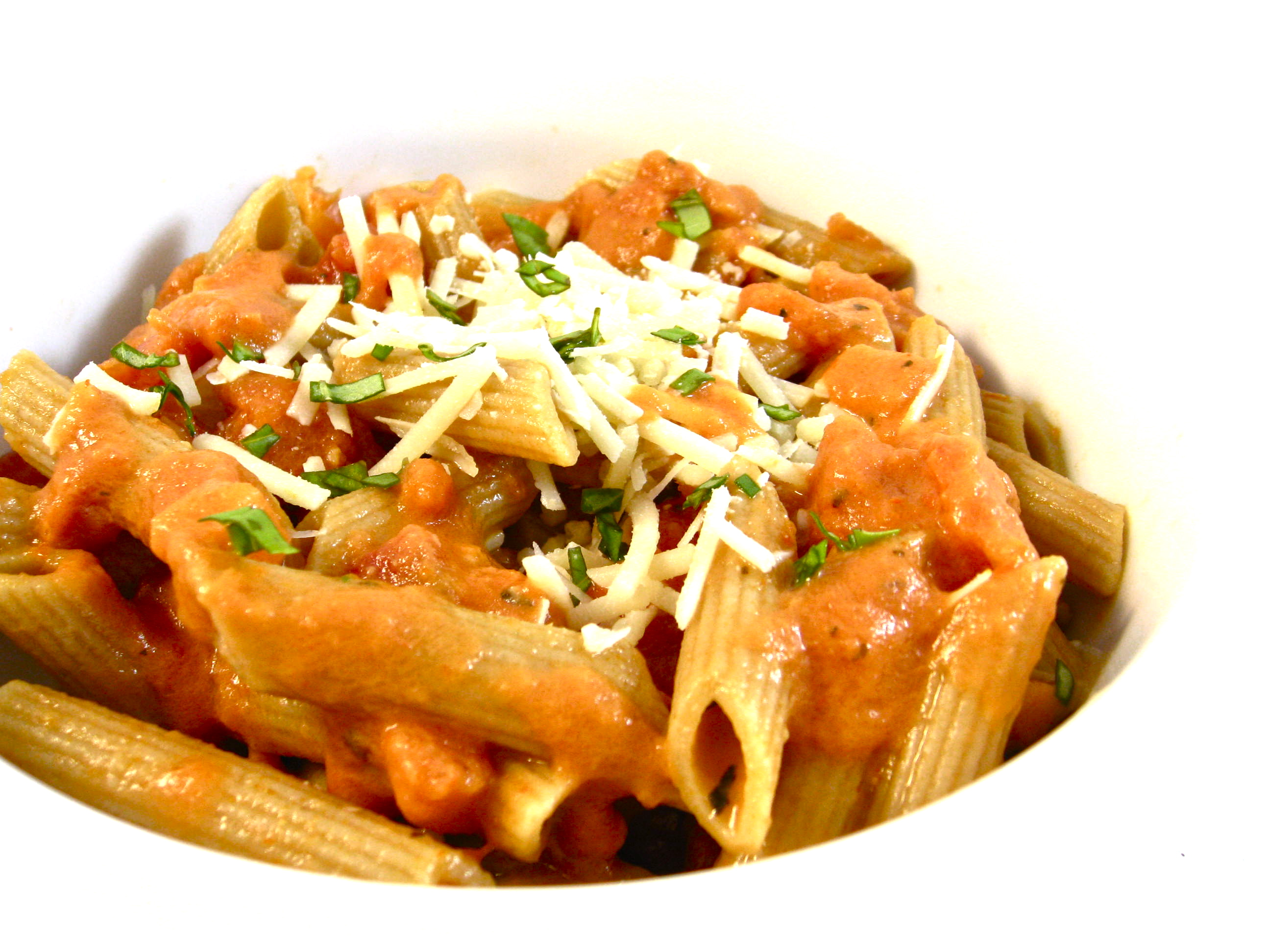 Magnifico, Skinny Penne Alla Vodka Sauce with Weight Watchers Points ...