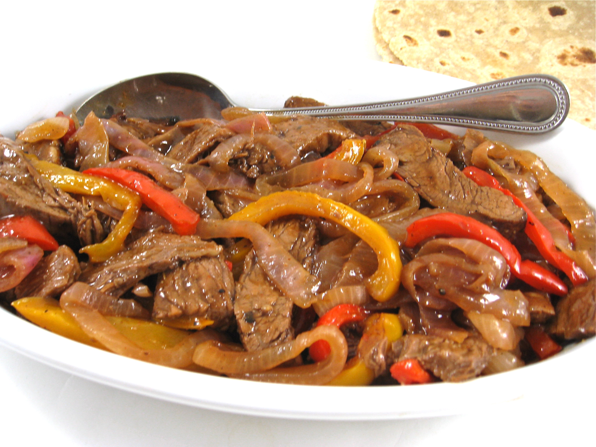 ... steak fajitas grilled steak fajitas steak and gorgonzola fajitas