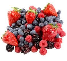 photo of mixed berries