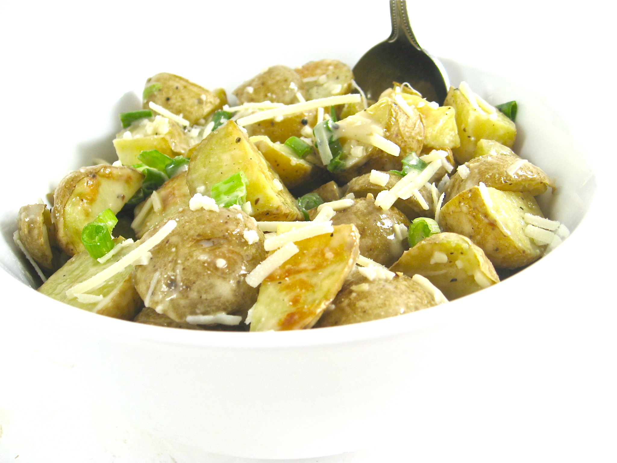 Skinny Potato Salad, Caesar Style with Weight Watchers Points | Skinny ...