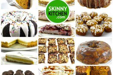 Skinny Desserts for Thanksgiving