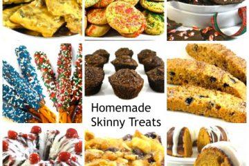 Homemade Skinny Treats