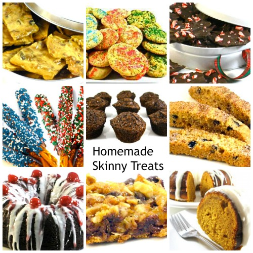 Homemade Skinny Treats