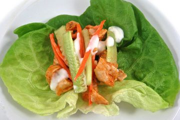 buffalo-wings-lettuce-wraps