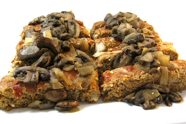 Skinny Turkey Meatloaf with Mushroom Sauce with Weight Watchers Points ...