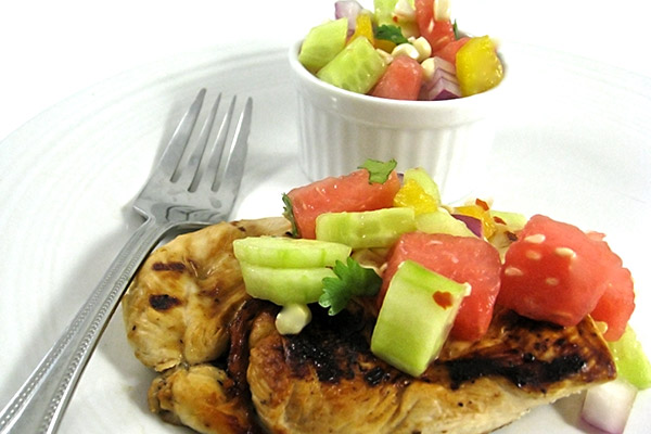 chicken-watermelon-salsa