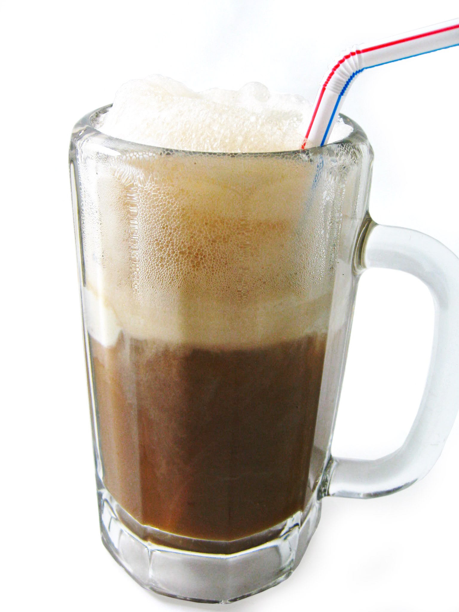 Root Beer Float Made Fat-Free (2 pts) with Weight Watchers Points ...