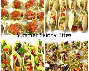 Summer Skinny Bites