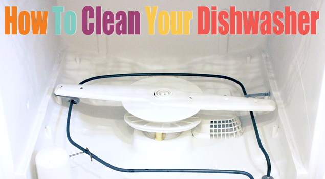 How To Clean Your Dishwasher With Weight Watchers Points