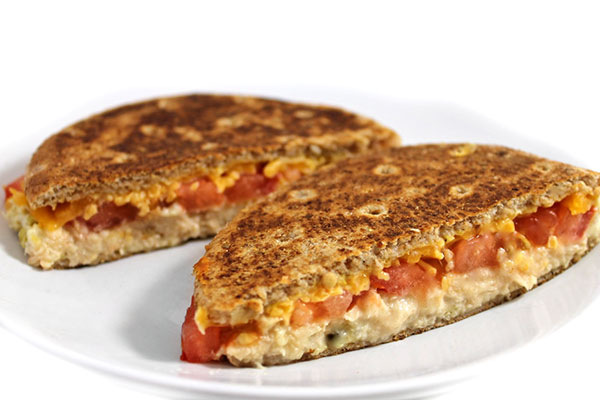 The Skinny Tuna Melt Recipe — Dishmaps