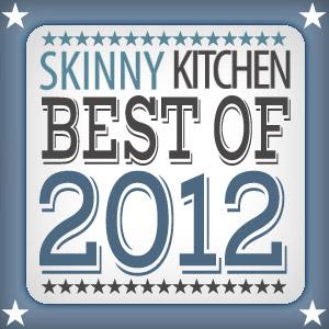 My Top 10 Skinny Recipes of 2012
