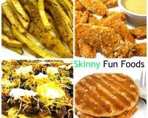 Skinny Fun Foods 1