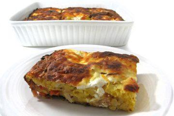 cornbread-breakfast-casserole