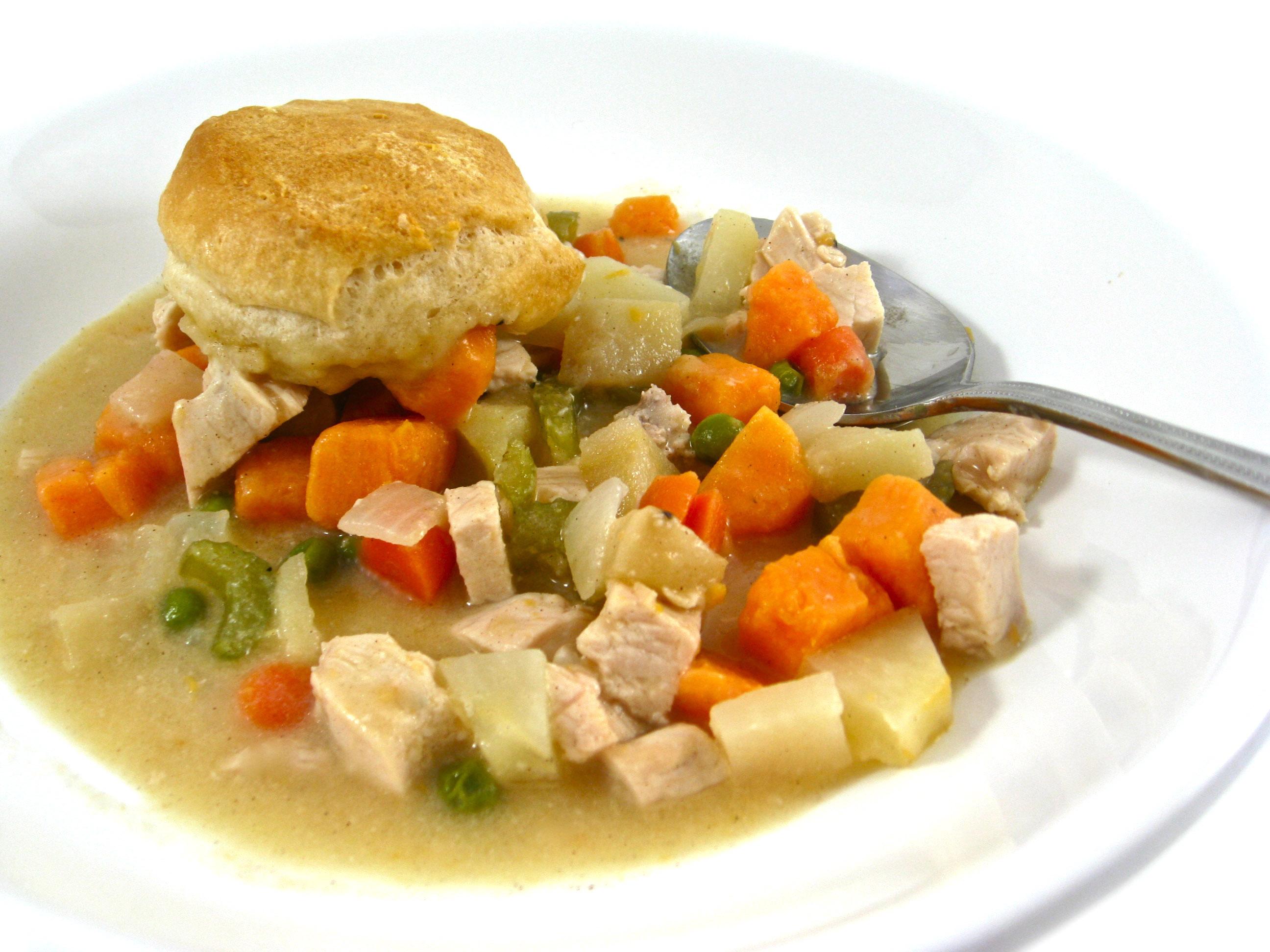 turkey pot pie 1