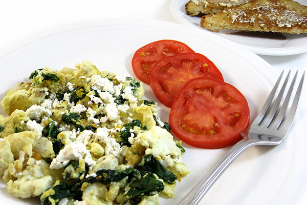 Spinach, Egg, And Feta Breakfast Pockets Recipes — Dishmaps