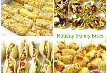 holiday skinny bites