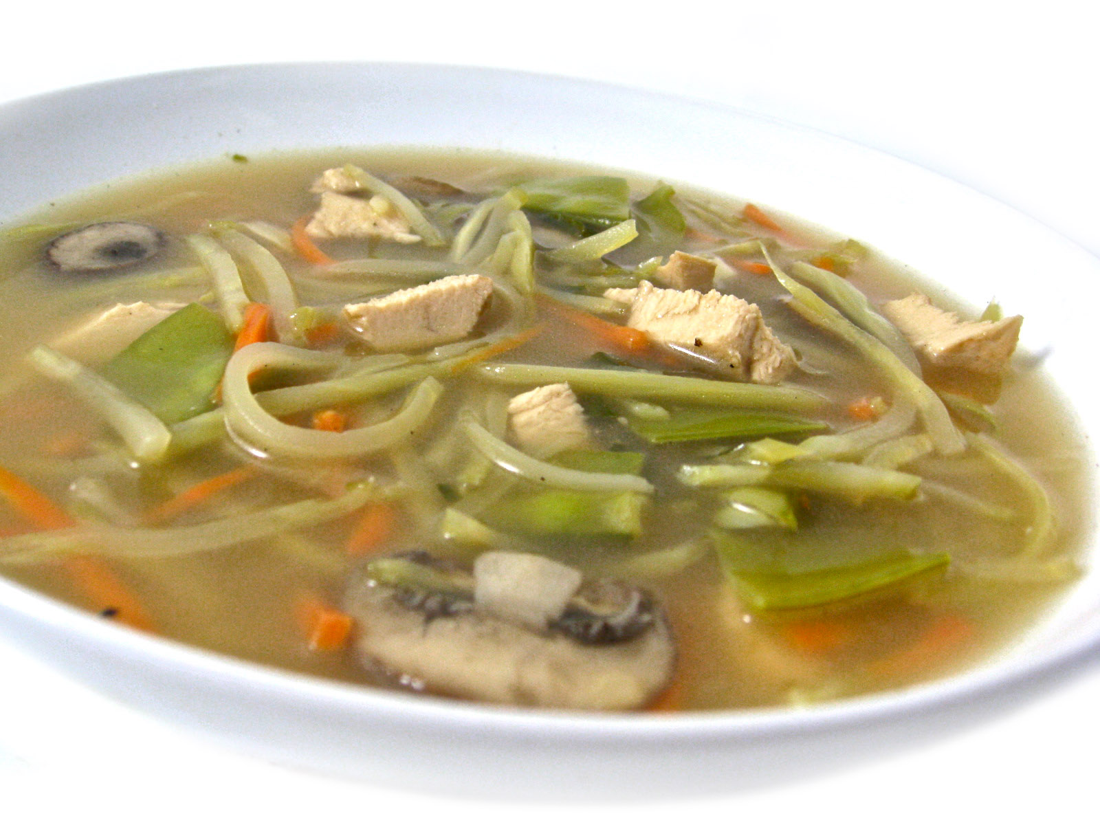 I M In Love With This Soup And I M Pretty Sure You Ll Love It Too It Has A Fabulous Flavorful Broth And Is Chock Full Of High Fiber Vegetables