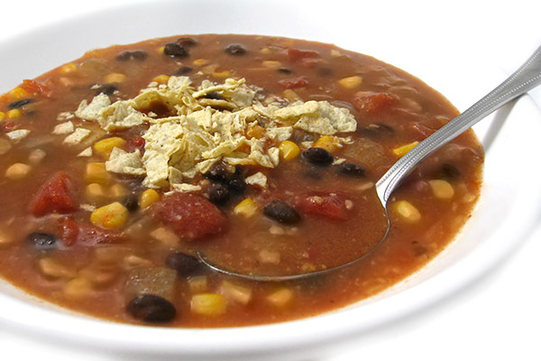 vegetarian-tortilla-soup
