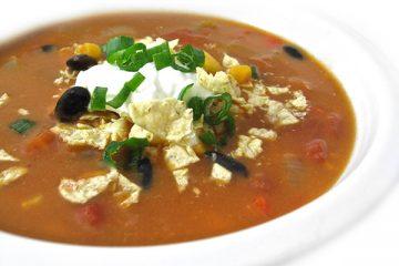 enchilada soup