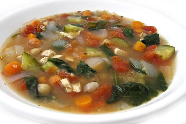 chicken-and-quiona-soup