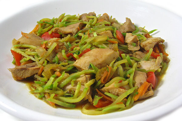 crock-pot stir fry