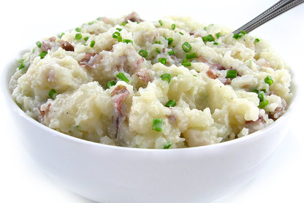 mashed potatoes with bacon caramelized onions low fat recipes low fat ...