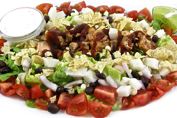 Calories In Bbq Chicken Salad From California Pizza Kitchen