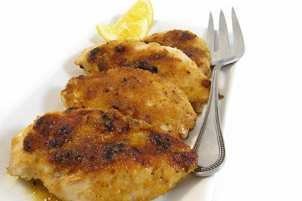 Skinny Lemon Glazed Chicken Sweet And Sassy With Weight Watchers