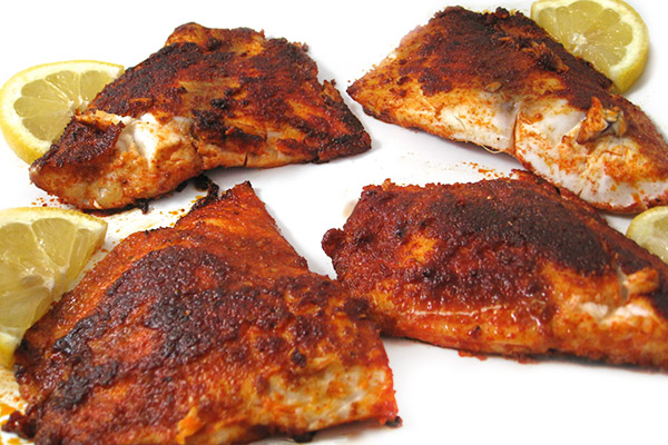 Fantastic skinny blackened tilapia with weight watchers for How to make blackened fish